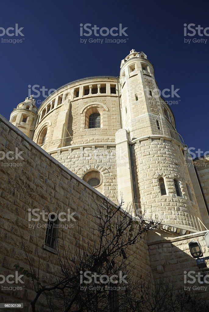 Hadia Maria Sion Abbey royalty-free stock photo