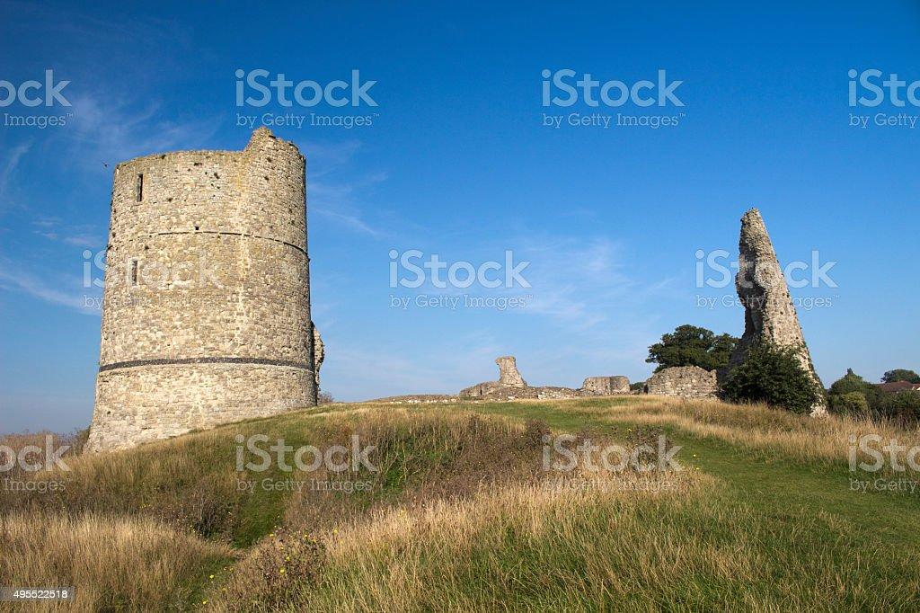 Hadleigh Castle, Essex, England, United Kingdom stock photo