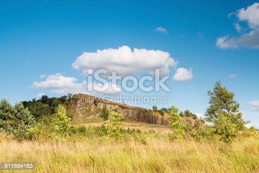 istock Hadrians Wall above crags 511554163