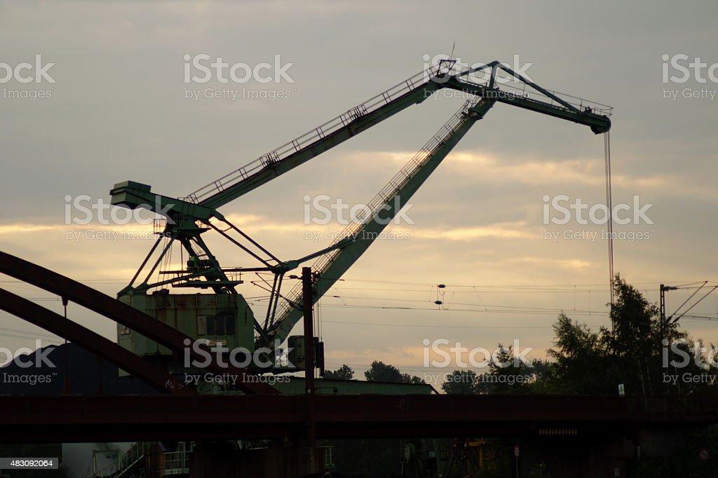 Hafen stock photo