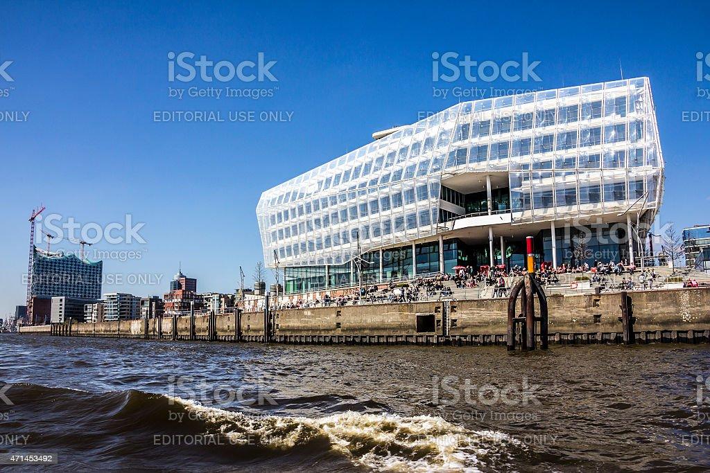 Hafencity, Hamburg stock photo