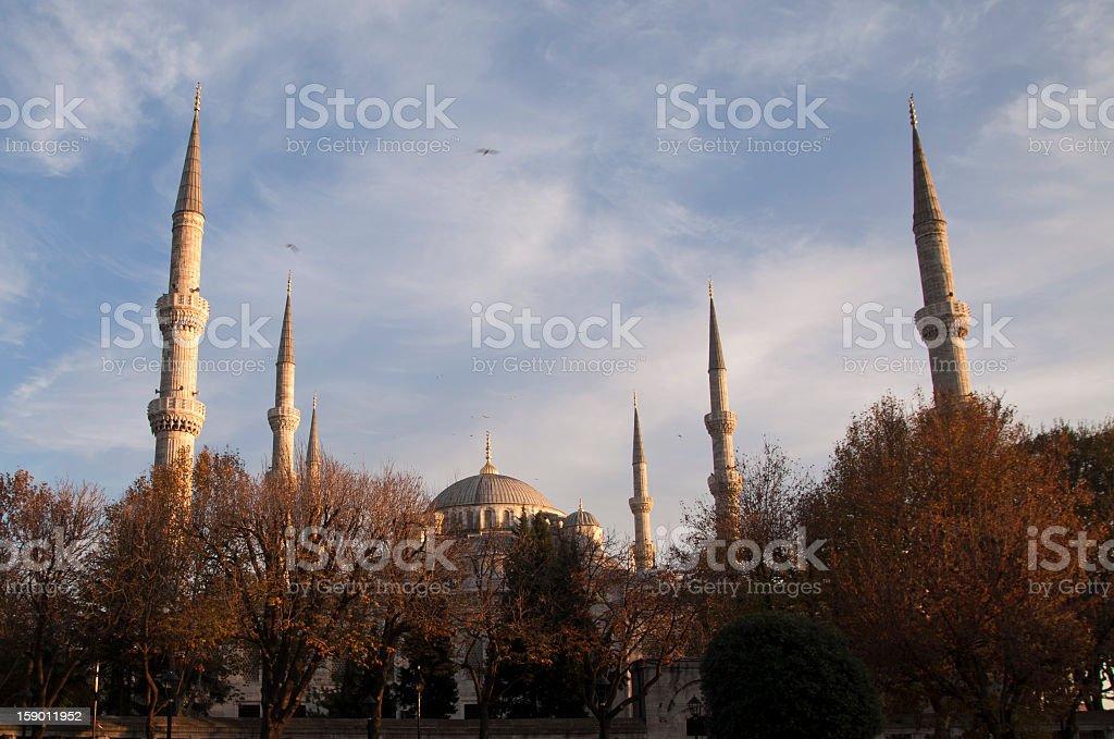 Hagia Sophia , İstanbul royalty-free stock photo