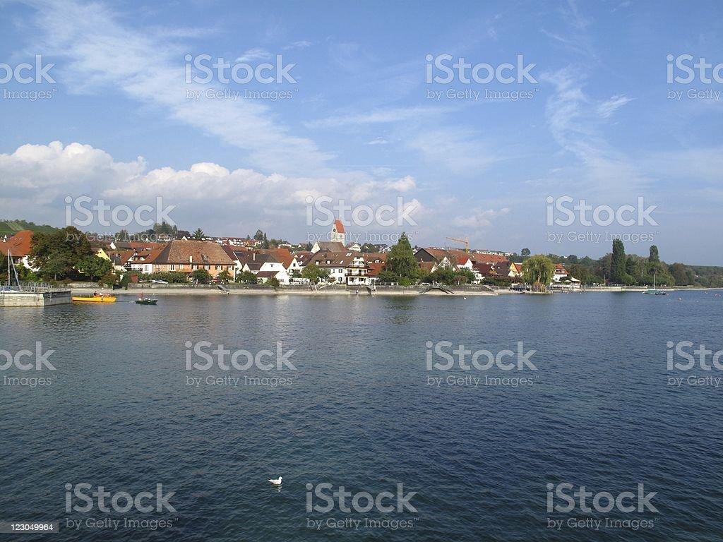 Hagnau am Bodensee stock photo
