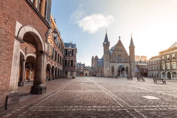 Hague stock photo