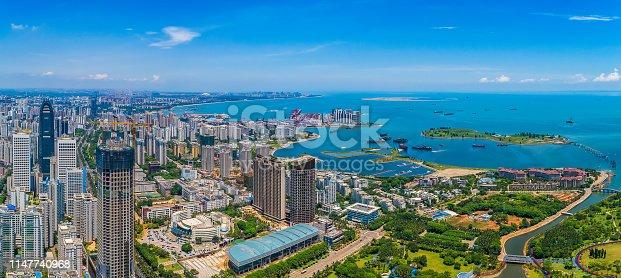 istock Haikou City,Hainan ,China 1147740968