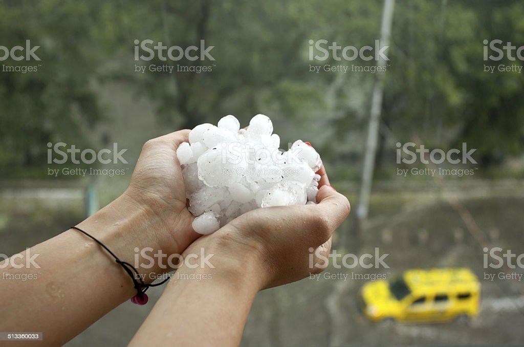 Hail Storm foto