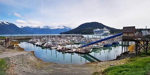 Haines, Alaska, VEREINIGTE STAATEN – Foto
