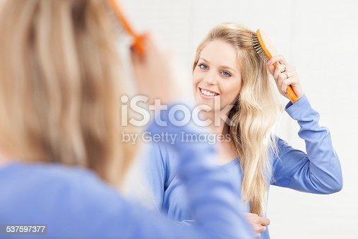 istock Hair care. 537597377