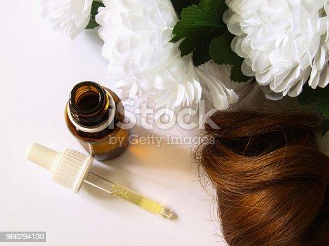 istock Hair care with Argan Oil. 966294100
