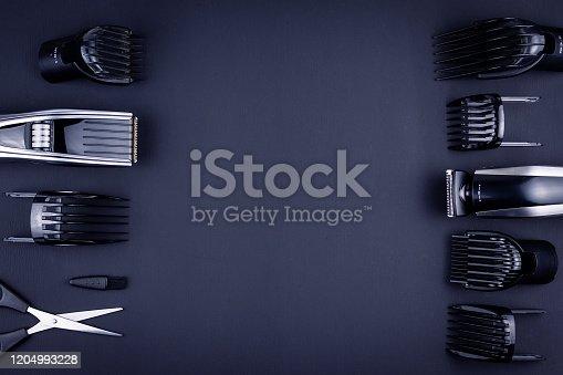 1147090180 istock photo hair clipper black background 1204993228