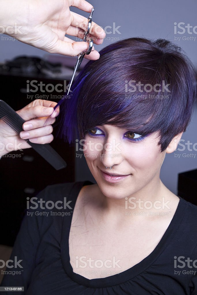 Hair Cut Stock Photo Download Image Now Istock