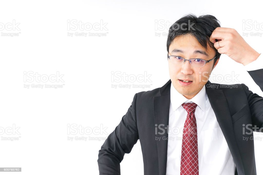 Hair Loss Image Stock Photo More Pictures Of 30 39 Years Istock