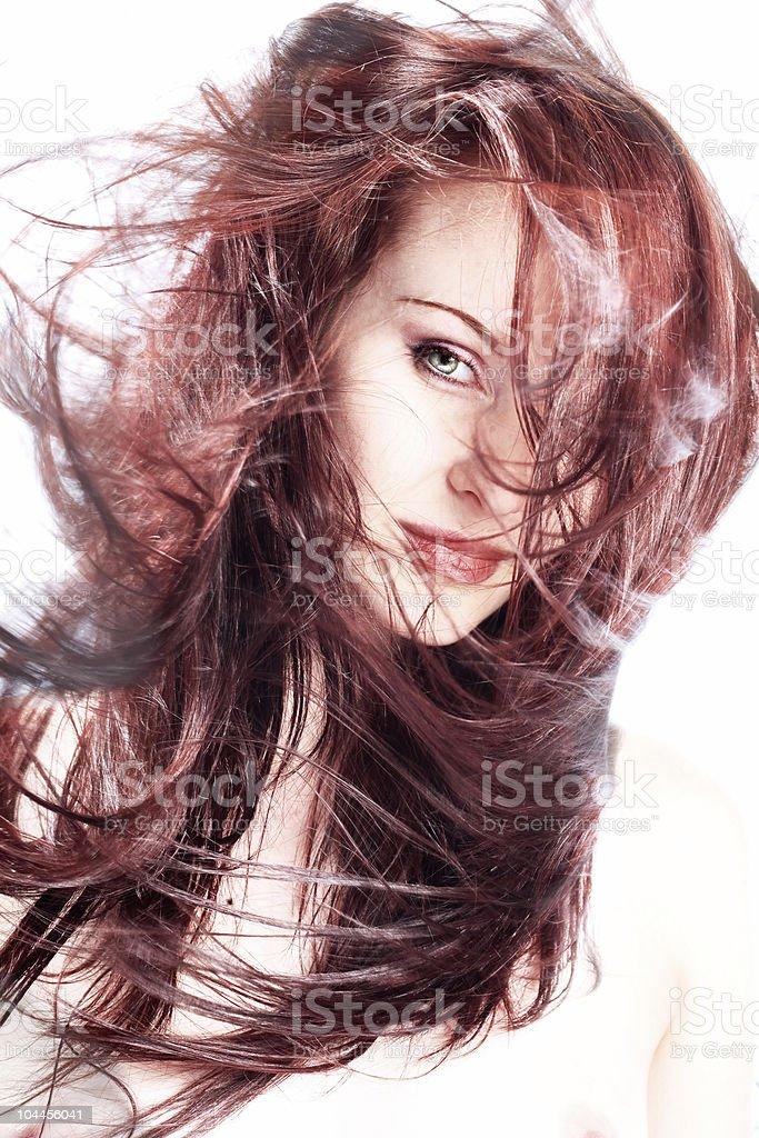 Hair! royalty-free stock photo