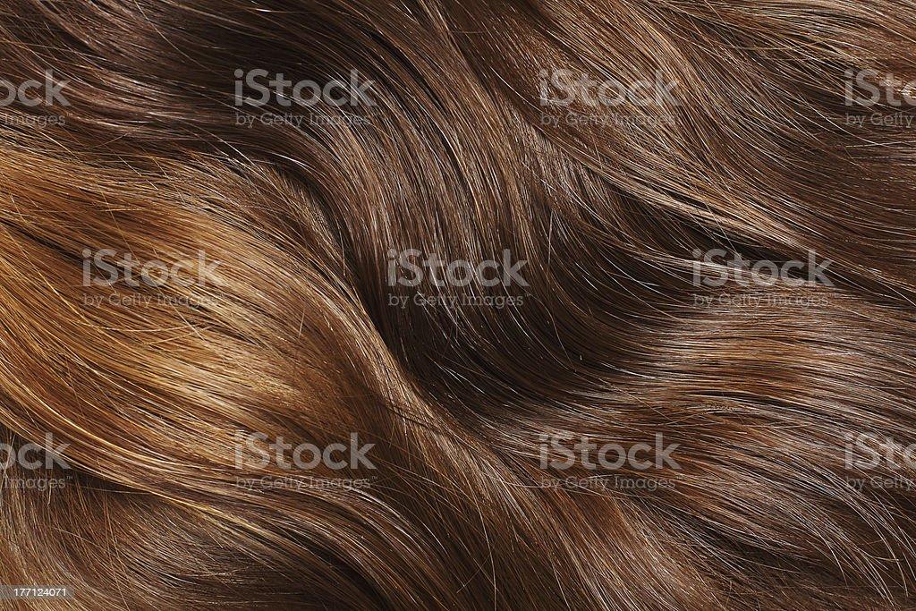 Hair - 免版稅咖啡色圖庫照片