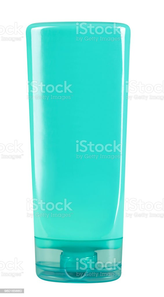 Hair product with clipping path stock photo