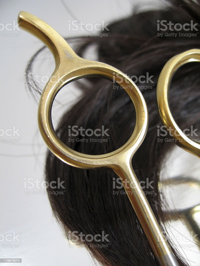 Hair Salon 3 royalty-free stock photo