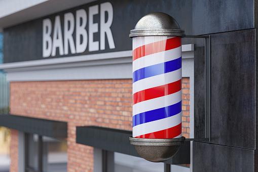 Hair Salon Barber Shop Sign