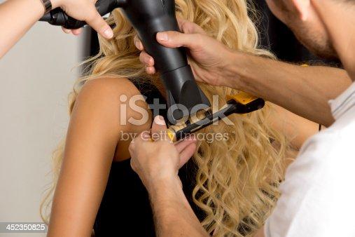 istock Hair Salon 452350825