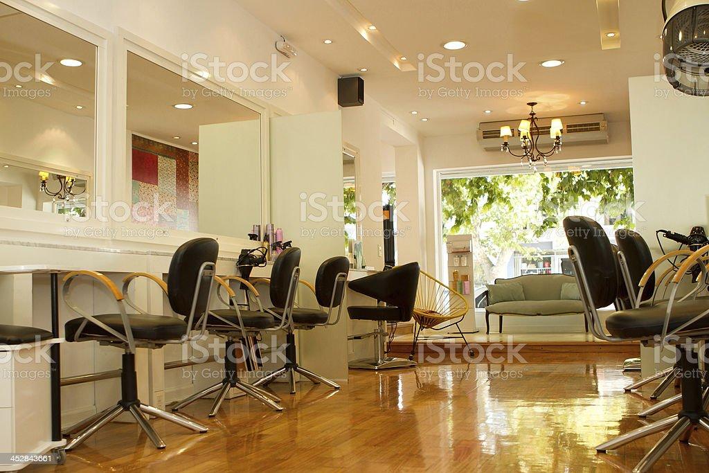 ... Hair Salon Stock Photo ...