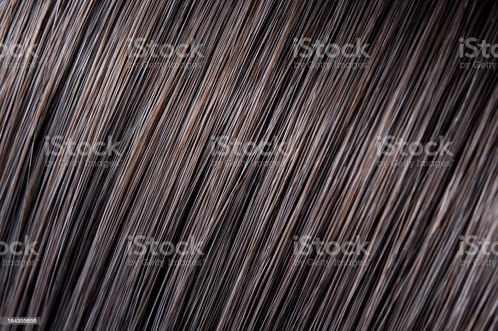 hair shine stock photo