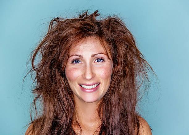 hair style stock photo