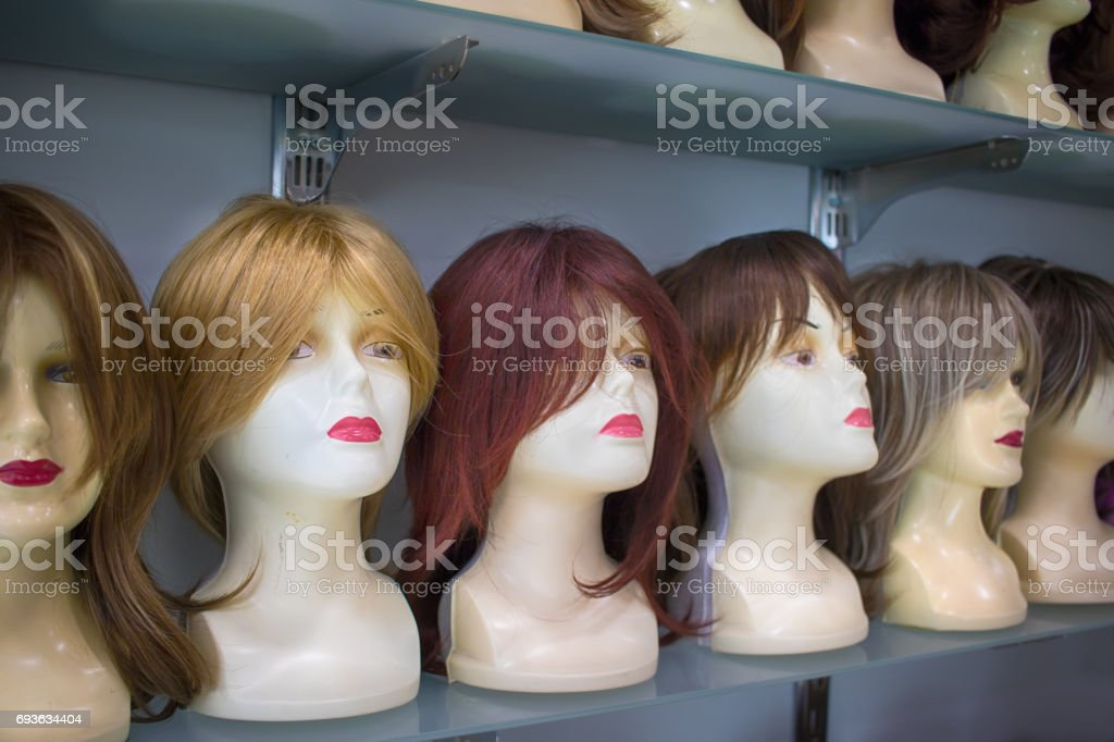 Hair Style Exports: Royalty Free Wig Shop Pictures, Images And Stock Photos