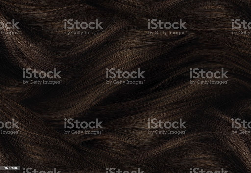 Hair Texture royalty-free stock photo