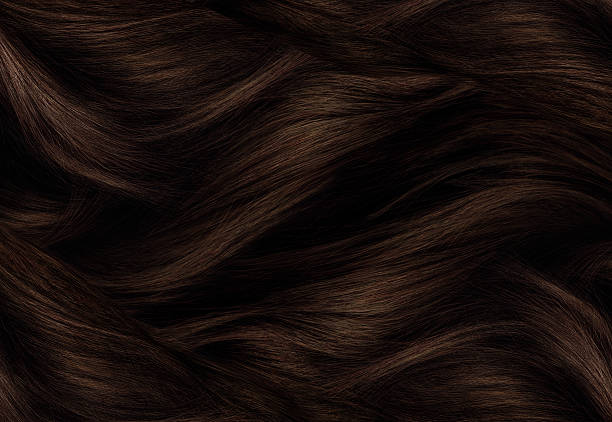 hair texture - human hair stock photos and pictures