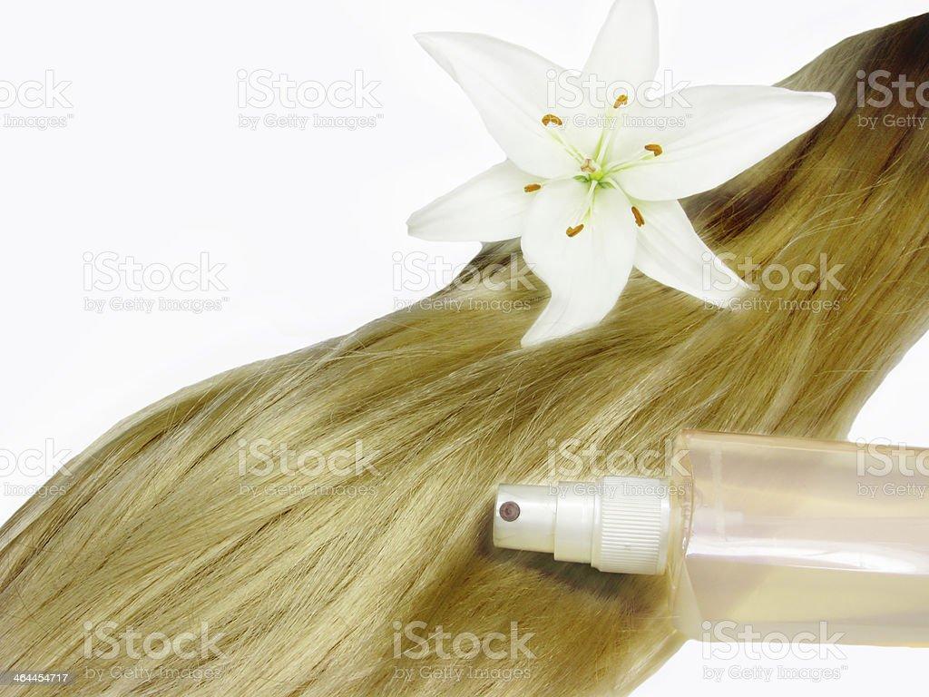 hair treatment tonic royalty-free stock photo
