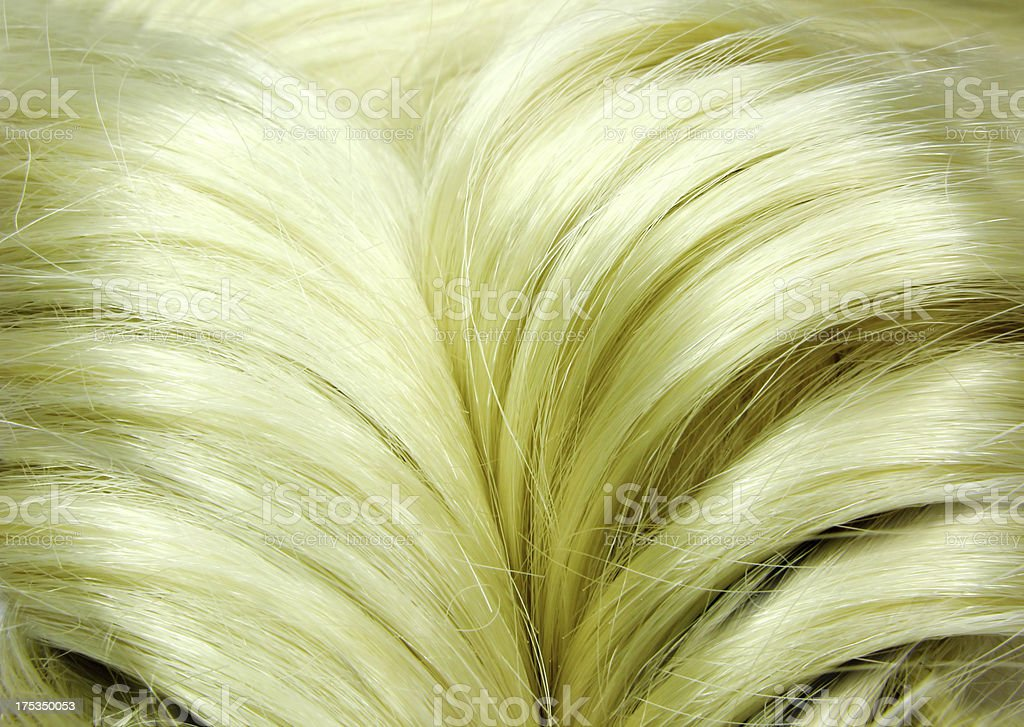 hair wave texture background royalty-free stock photo