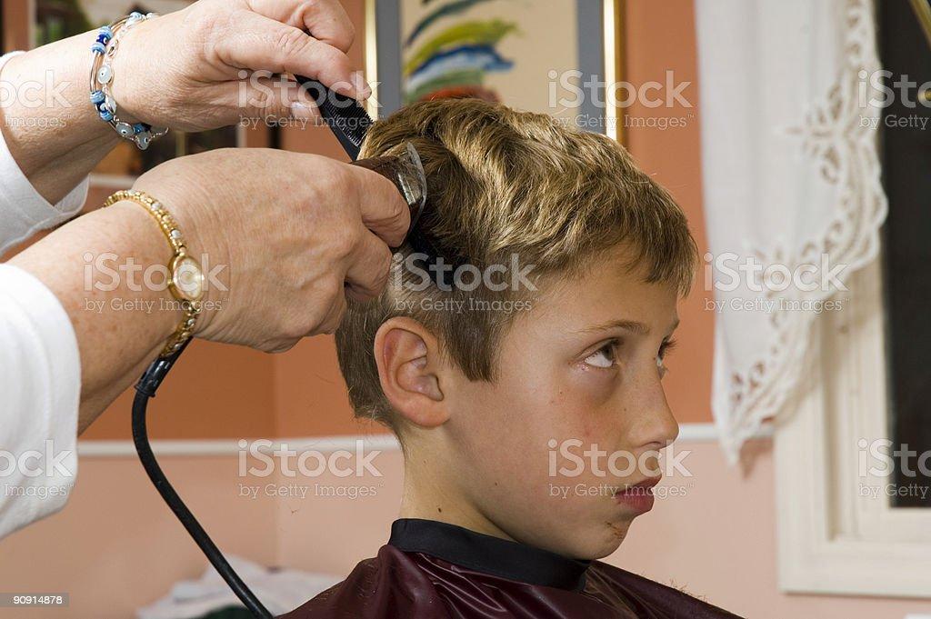 haircut clipper 1 royalty-free stock photo