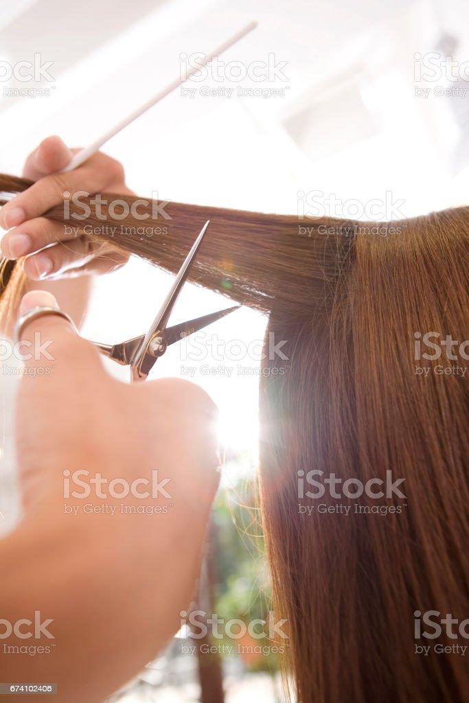 Haircut images royalty-free stock photo