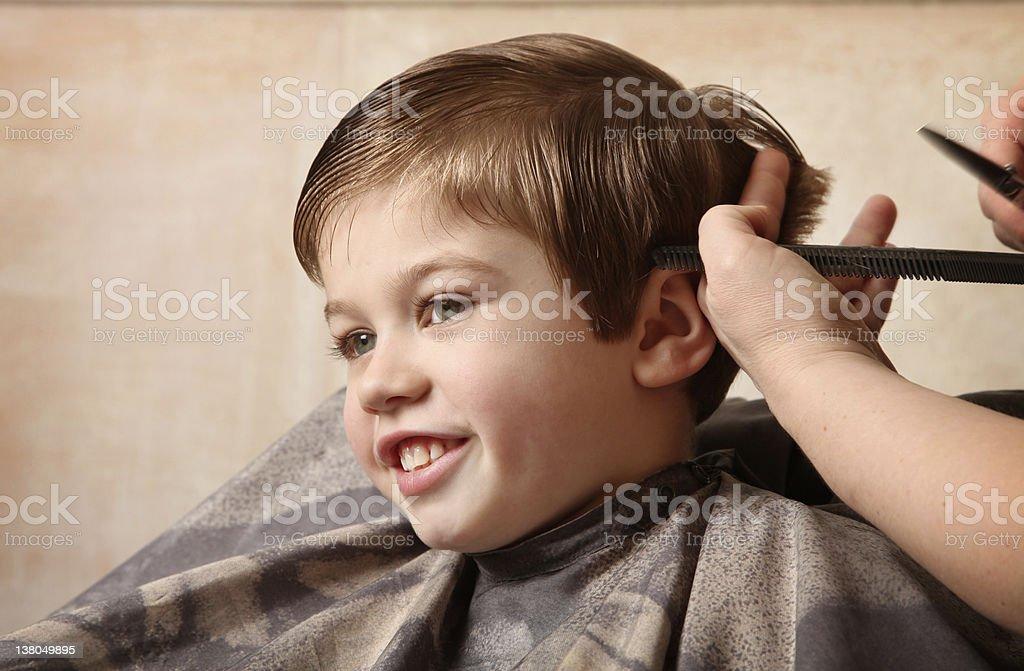 Haarschnitt – Foto
