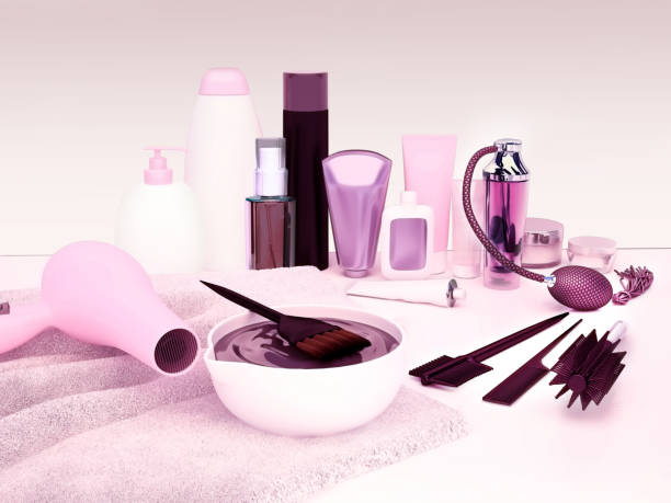 Royalty Free Hair Dye Brush Pictures, Images and Stock Photos - iStock
