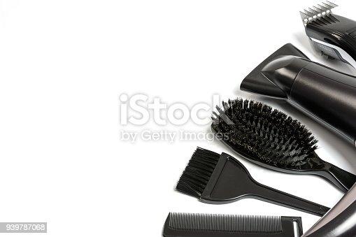 istock Hairdresser salon banner 939787068