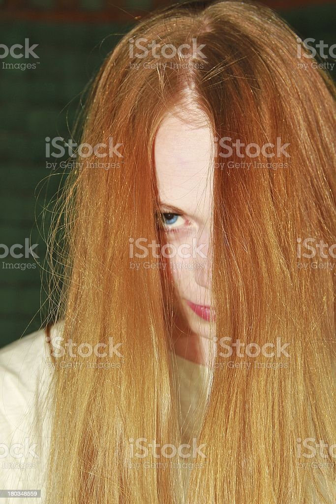 hairdressing event stock photo