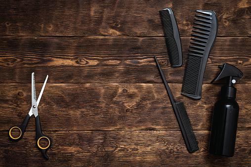istock Hairdressing. 1127940507
