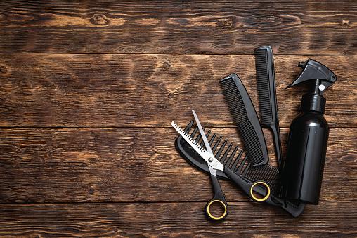 istock Hairdressing. 1127940558