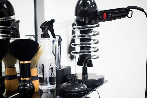 Hairdressing Salon stock photo