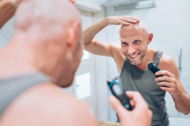 Glatze mit lustige mann bilder Lustige Bilder