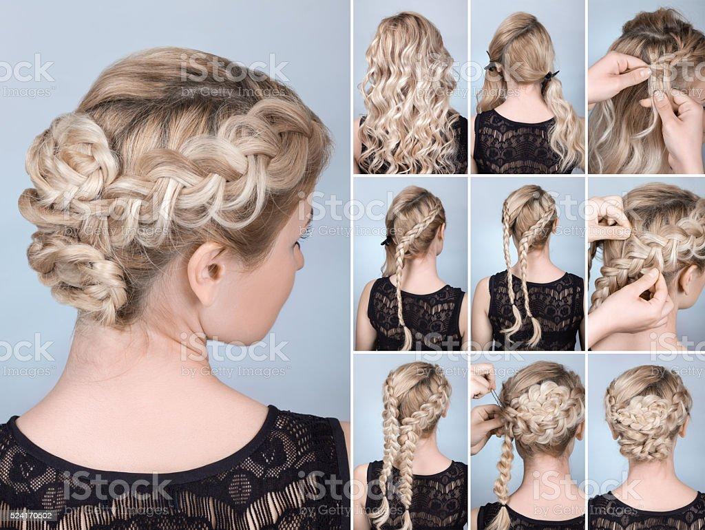 Frisuren tutorial deutsch