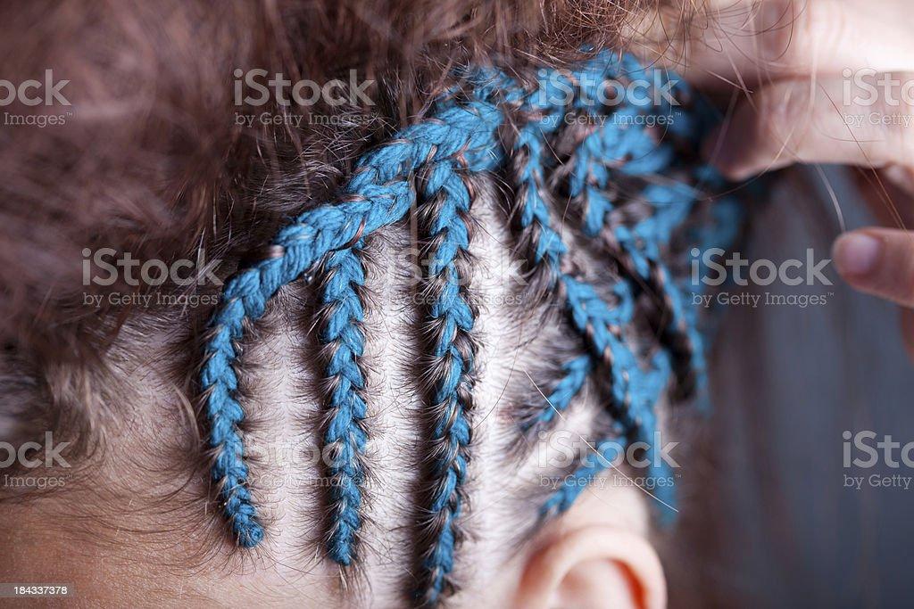 Frisur in – Foto