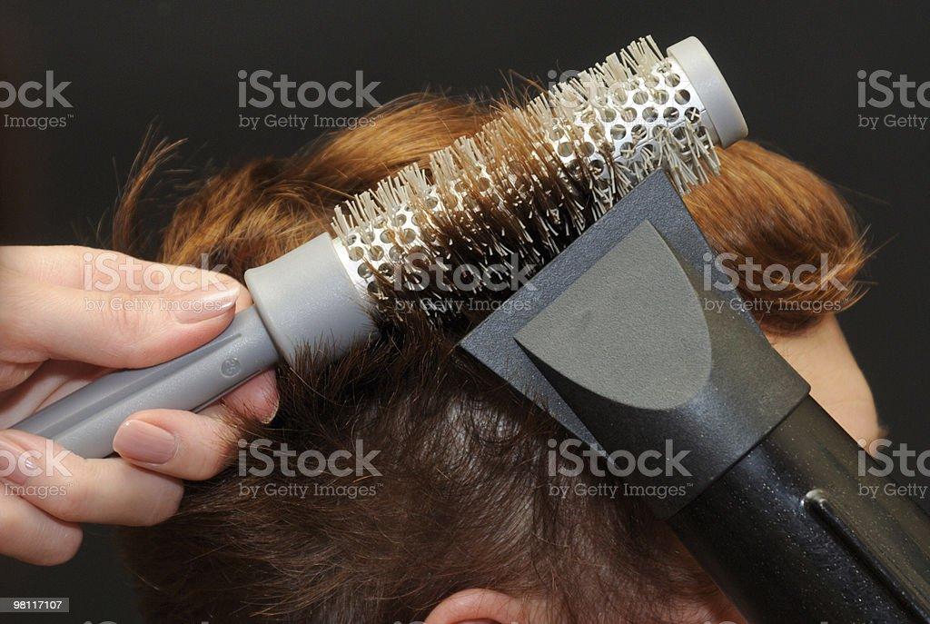머리 모양 royalty-free 스톡 사진