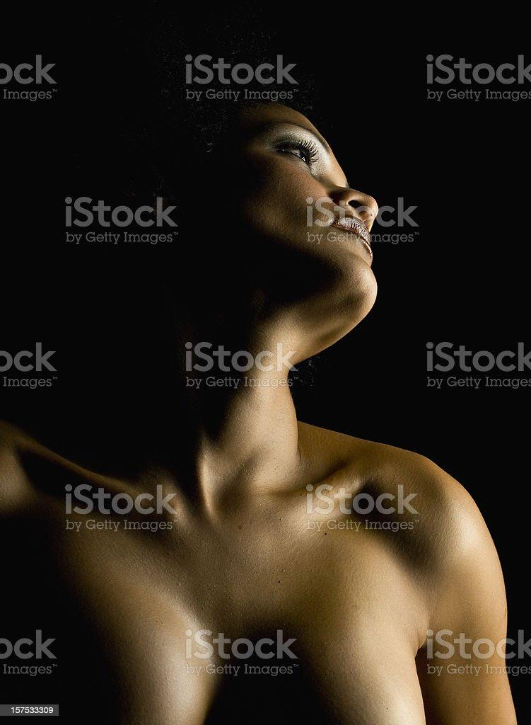 Haitian Beauty royalty-free stock photo