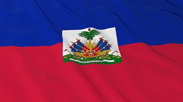 Haitian Flag HD Background - Flag of Haiti 3D Illustration Haitian Flag HD Background - Flag of Haiti 3D Illustration Haiti Flag stock pictures, royalty-free photos & images