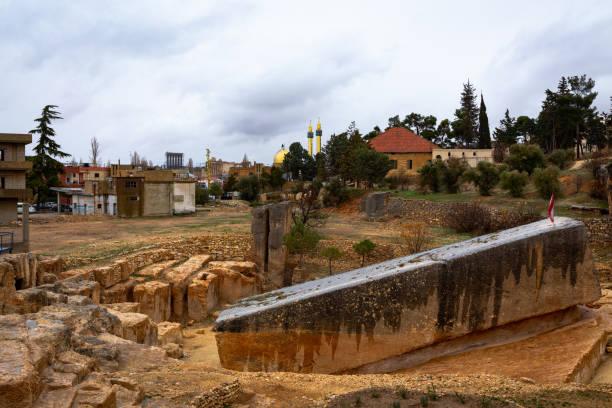 Hajar al-Hibla stock photo
