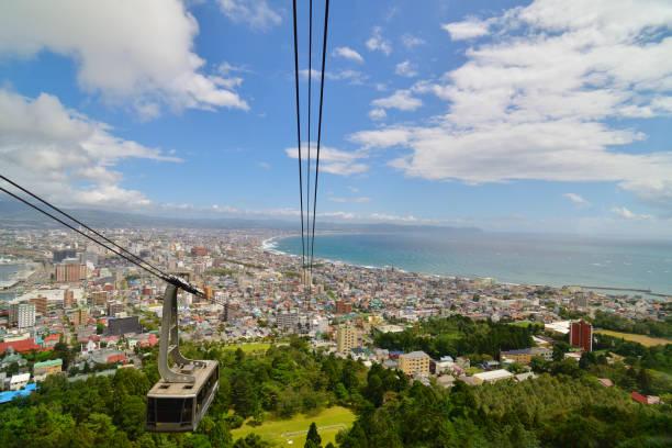 Hakodate City, Hokkaido stock photo