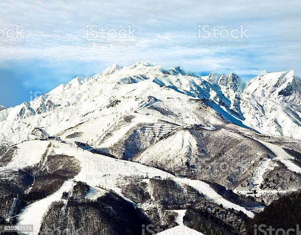 Hakuba mountain range in afternoon early winter picture id635961174?b=1&k=6&m=635961174&s=612x612&h=rmpz o iv5d6mxjf4fyouxfit4xojhs qom0r2v8yt0=