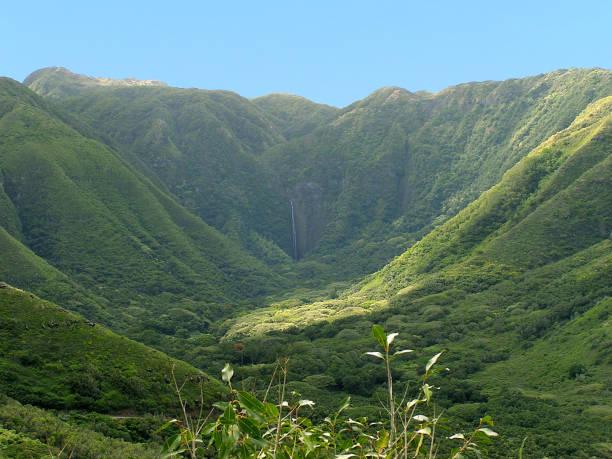 Halawa Valley Molokai - Hawaii – Foto