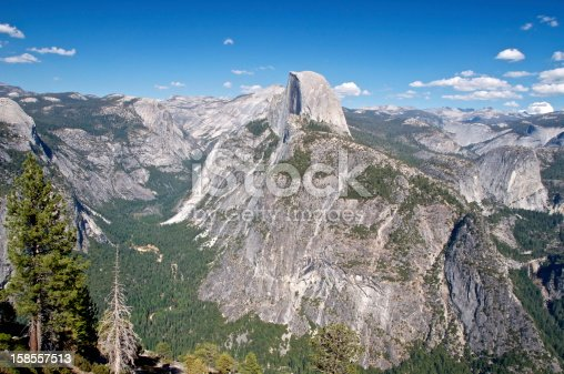 istock Half Dome - Yosemite National Park 158557513